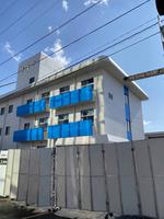 外壁改修工事・駐車場整備工事のお知らせ(第2報)